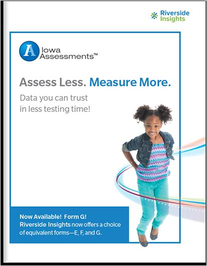 Assess More Measure Less Brochure
