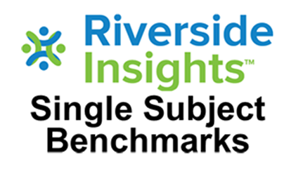 Riverside Insights Single Subject Benchmarks