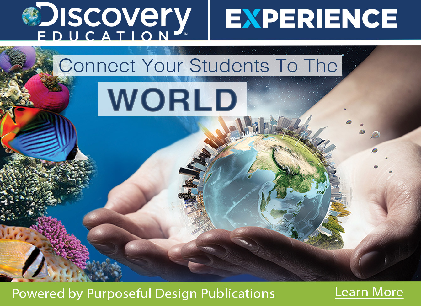 Discovery Education Streaming and Discovery Education Experience