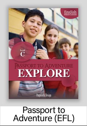 PDP Passport to Adventure (EFL) Series