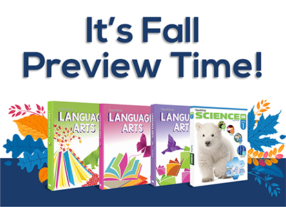 Fall Textbook Preview