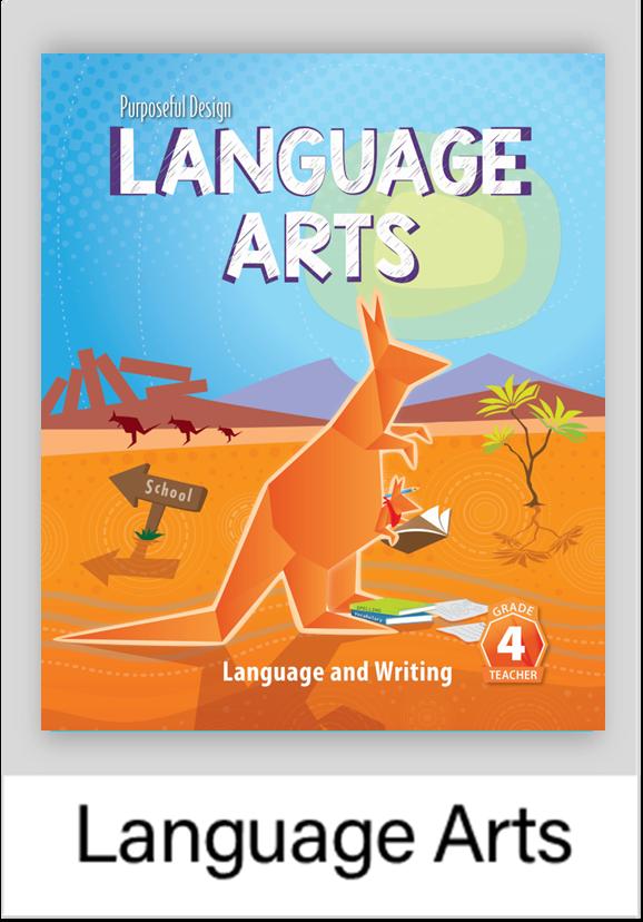 PDP Language Arts Series