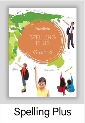 PDP Spelling Plus Series