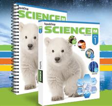 New Science Grade 1, Third Edition