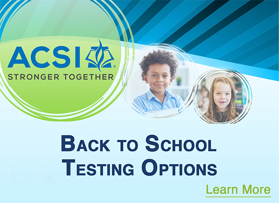 Fall and Back to School Assessment Testing