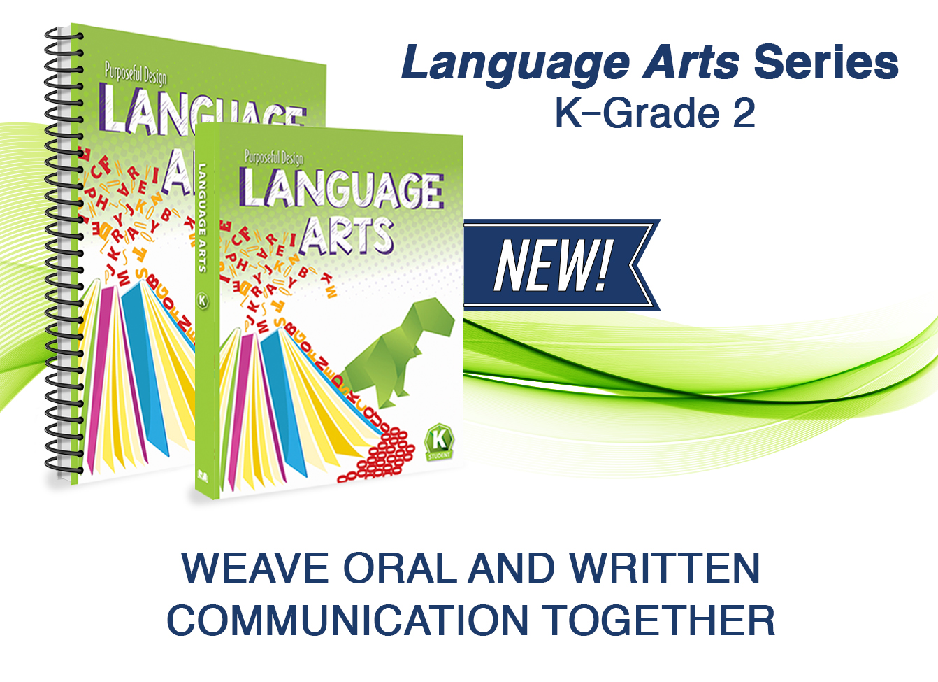 PDP Elementary Language Arts Series