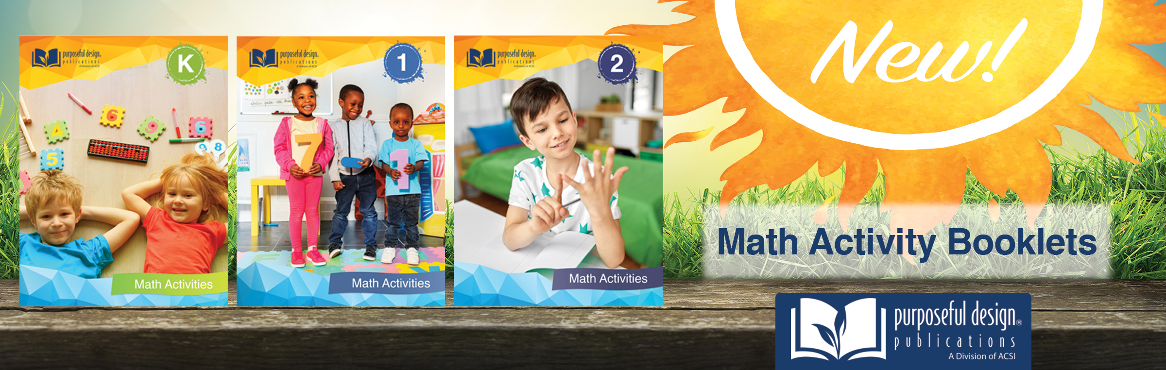 PDP Math Activity Booklets