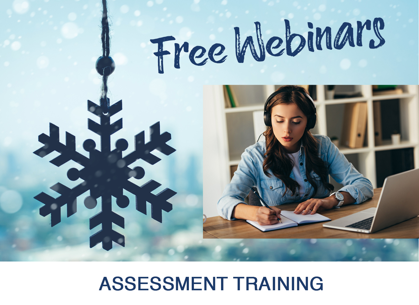 Free Assessment Training Webinars