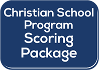 Christian School Program Scoring Package