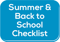 Summer and Back to School CHecklist