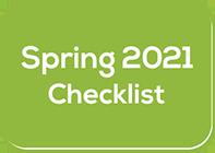 Spring 2021 Iowa Assessments Checklist