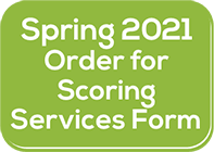 Iowa Assessments Spring 2021 Order for Scoring Services
