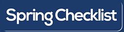 Spring 2020 Checklist