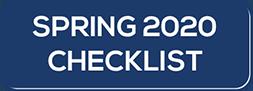 Spring 2020 Iowa Assessments Checklist