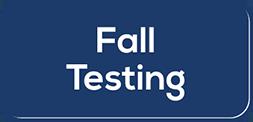 Assessment Program Fall Testing