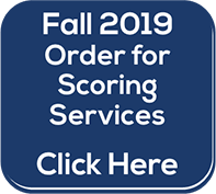 Fall 2019 Order for Scoring Services