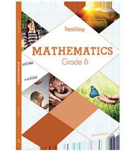 PDP Math:  Elementary Grade 6 Student Edition