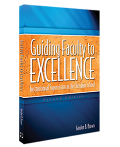 Guiding Faculty to Excellence