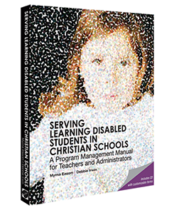 Serving Learning Disabled Students in Christian Schools