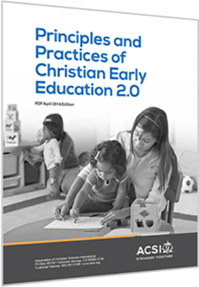 Principles and Practices of Christian Early Education (Digital Download)