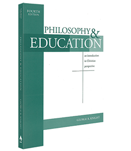 Philosophy and Education: An Introduction in Christian Education