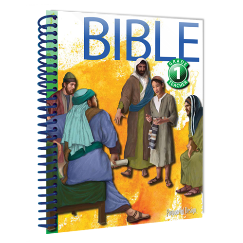PDP Bible: Elementary Grade 1 Teacher Edition