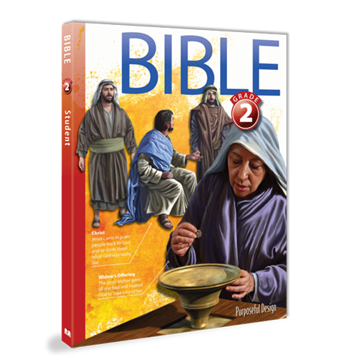 PDP Bible:  Elementary Grade 2 Student Edition