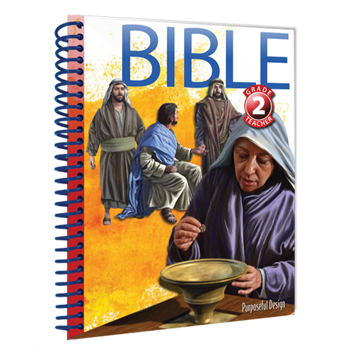 PDP Bible:  Elementary Grade 2 Teacher Edition