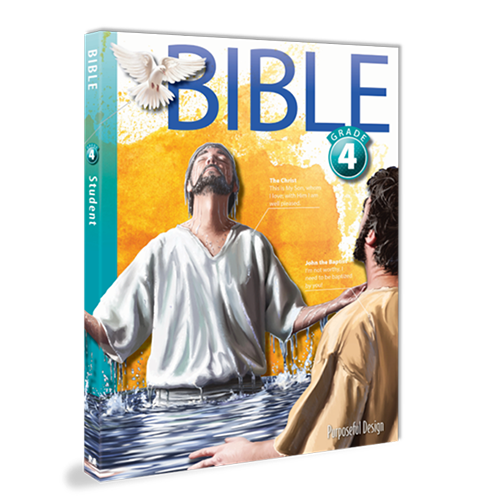 PDP Bible:  Elementary Grade 4 Student Edition