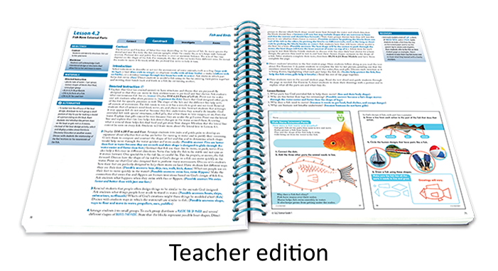 PDP Elementary Science 3rd Edition Open Teacher Edition