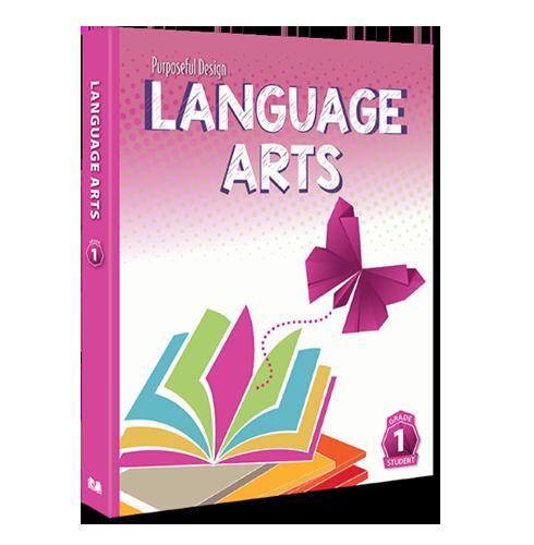 PDP Language Arts:  Grade 1 Student Edition