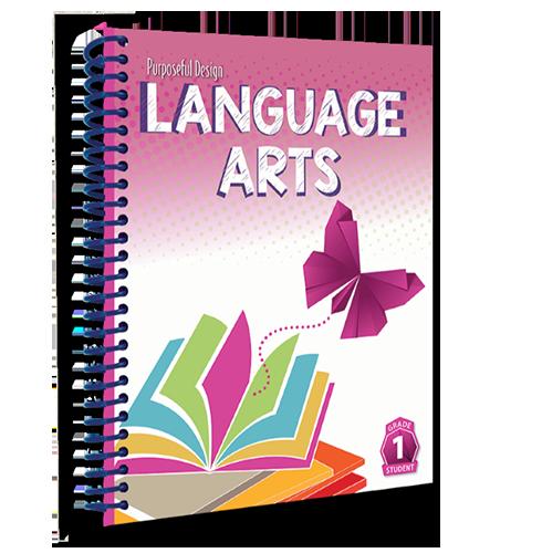 PDP Language Arts:  Grade 1 Teacher Edition