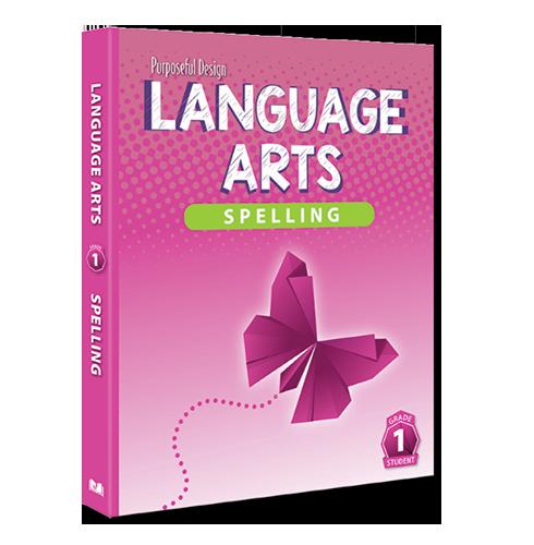 PDP Language Arts:  Grade 1 Spelling