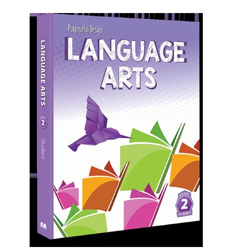 PDP Language Arts:  Grade 2 Student Edition
