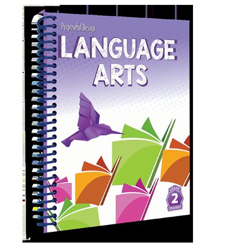 PDP Language Arts:  Grade 2 Teacher Edition