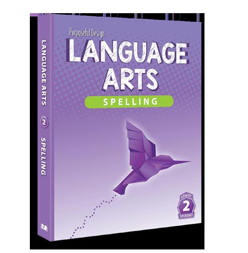 PDP Language Arts:  Grade 2 Spelling