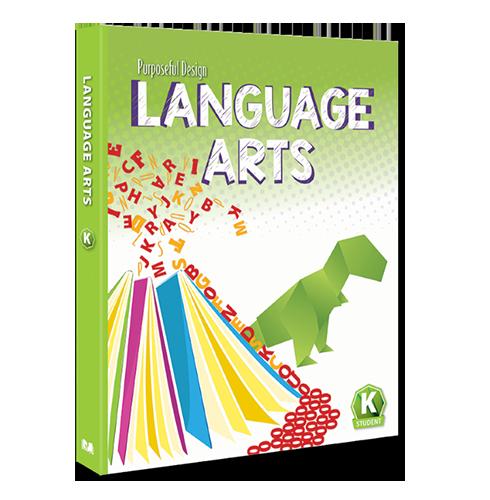PDP Language Arts:  Kindergarten Student Edition