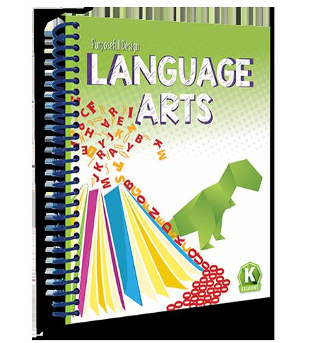 PDP Language Arts:  Kindergarten Teacher Edition