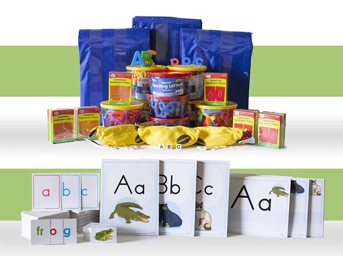 PDP Language Arts Kit