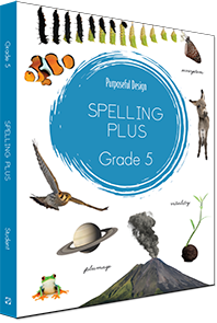 Purposeful Design Publications Spelling Plus Series