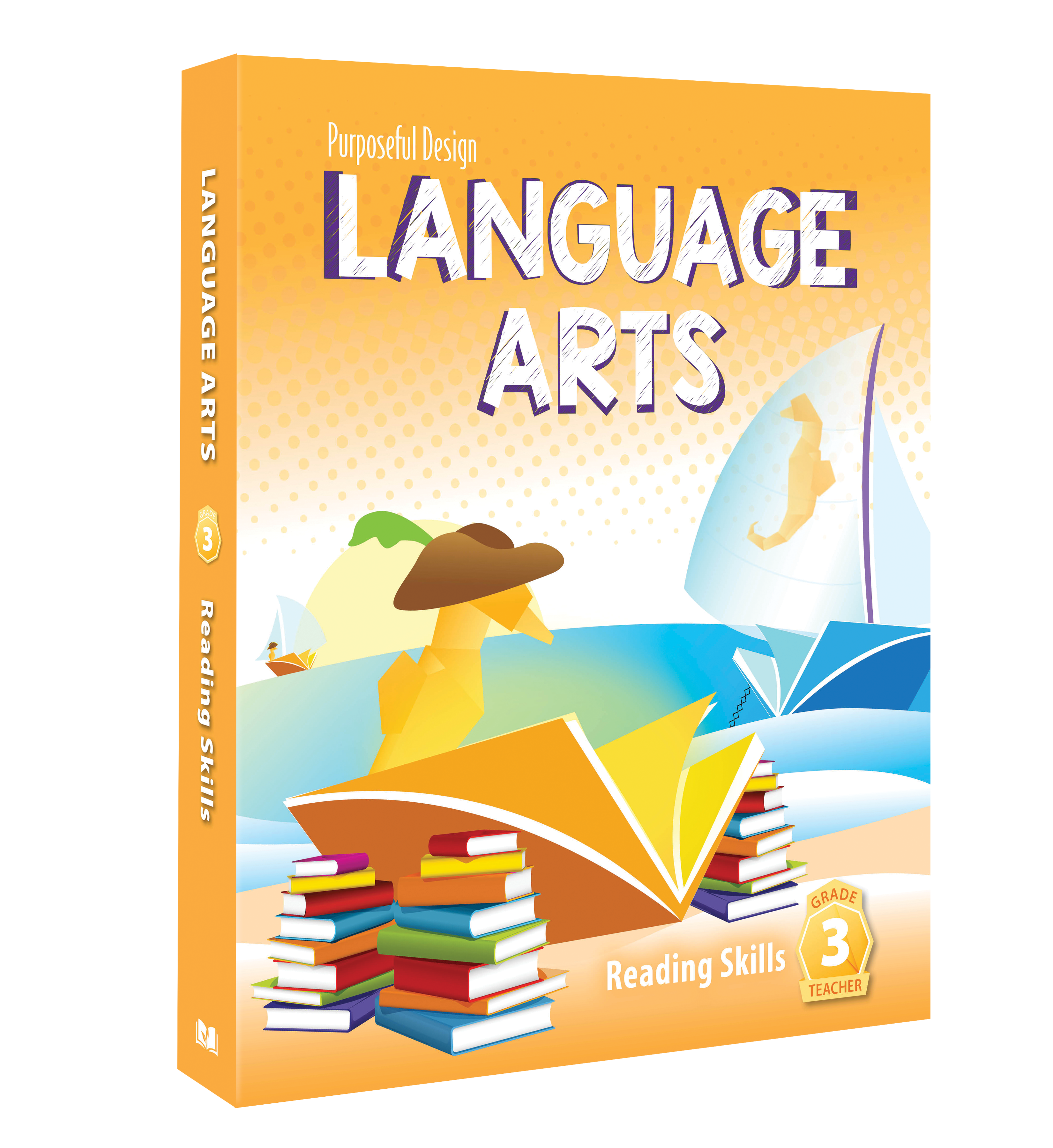 PDP Language Arts:  Grade 3 Reading Skills Student Edition