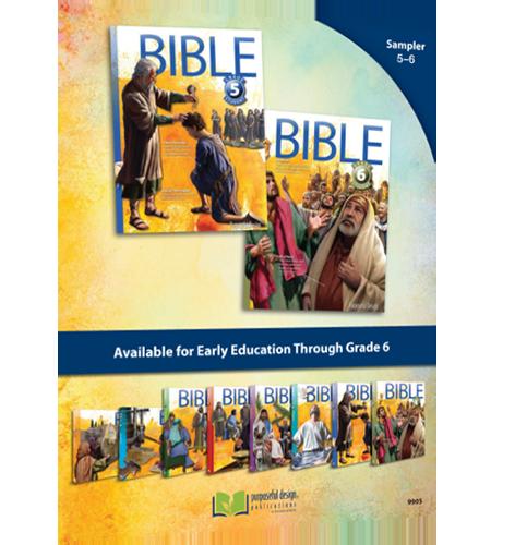 Bible Sampler - Grades 5-6